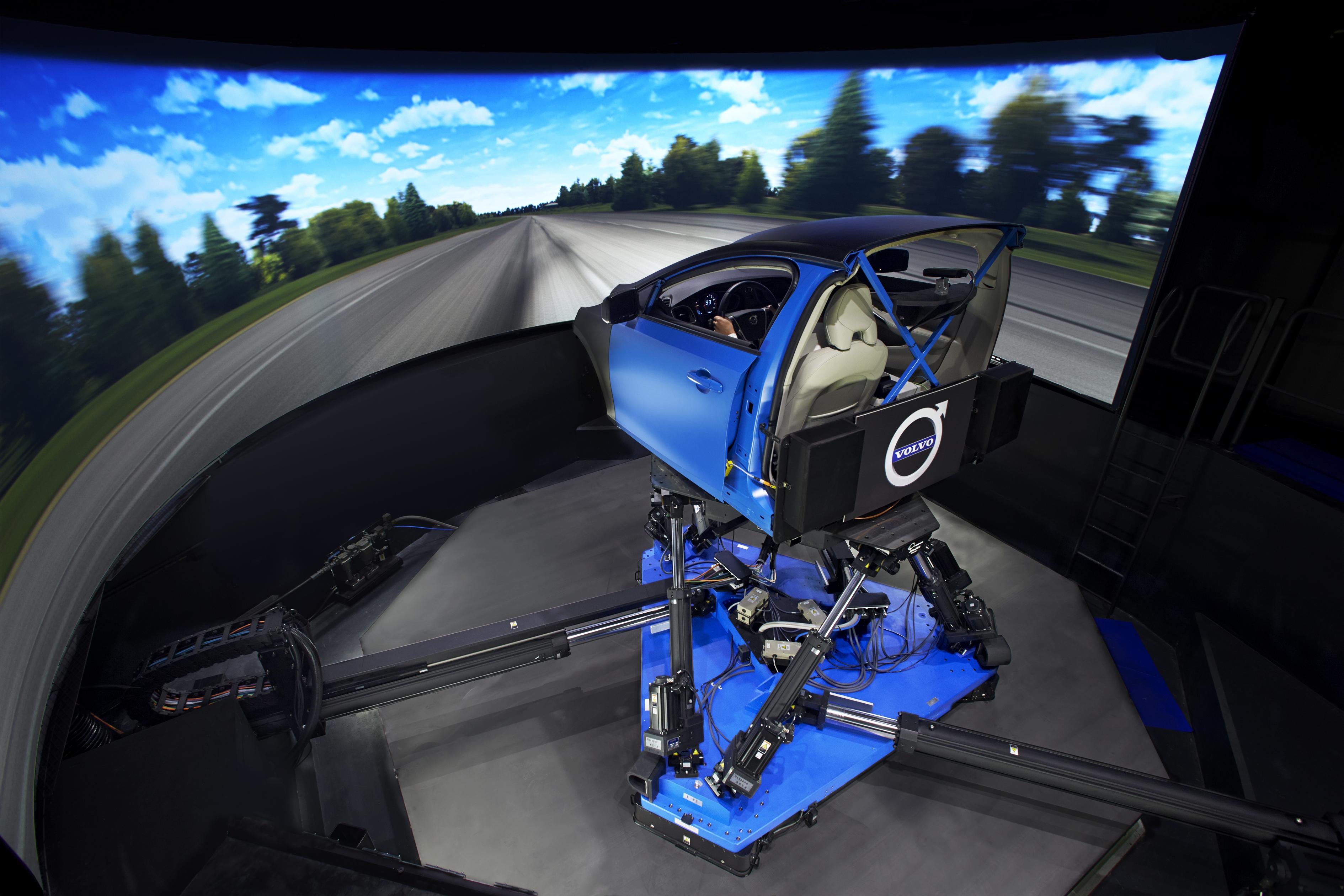 be1248eb4547 VI-grade successfully completes installation of DiM Driving Simulator at  Volvo Car Corporation